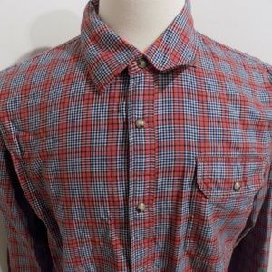 JACK'S Classic Button Down Shirt, Men XLarge NEW